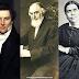 Que igrejas frequentaram os fundadores das três principais seitas do século XIX?