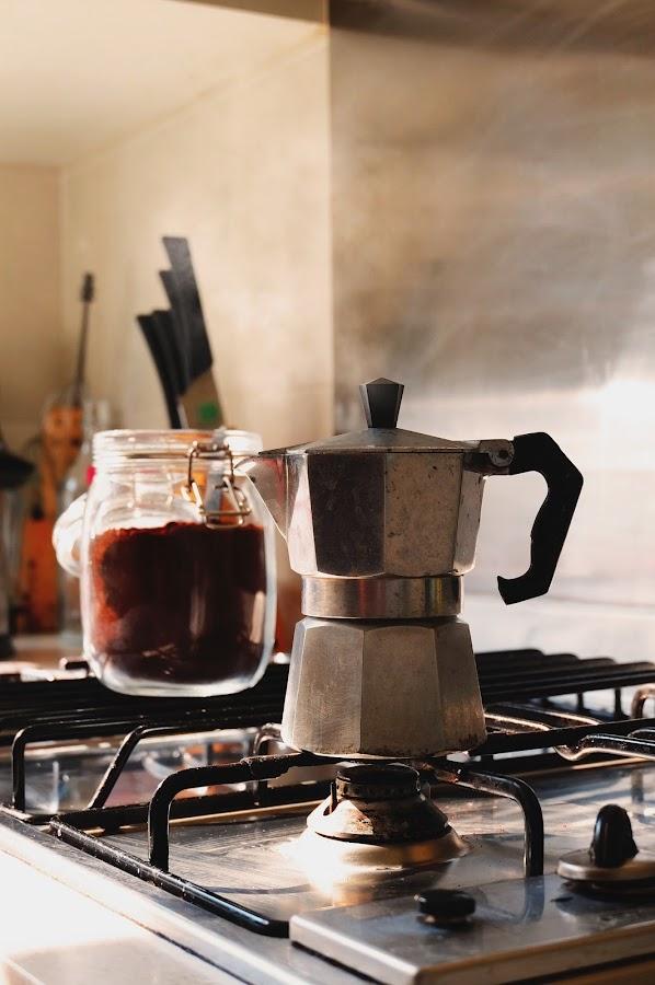 Cómo limpiar tu cafetera