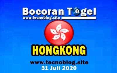 Bocoran Togel HK 31 Juli 2020