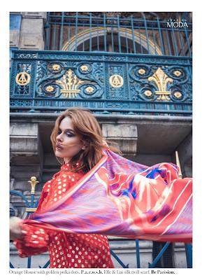 Arabian Moda x Be Parisian x Parosh