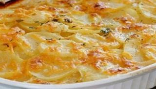 Μια διαφορετική συνταγή για πατάτες φούρνου! Πιο νόστιμες δεν έχετε ξαναδοκιμάσει