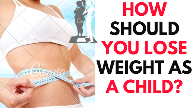 how-should-you-lose-weight-as-child
