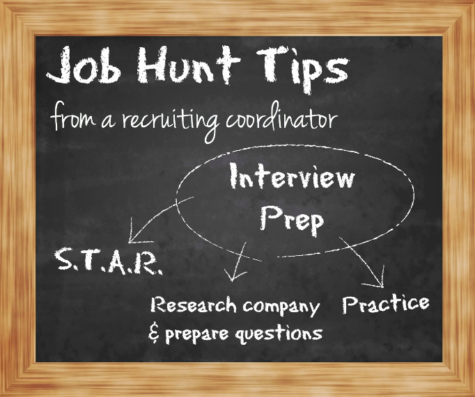What to do BEFORE your interview and common interview questions
