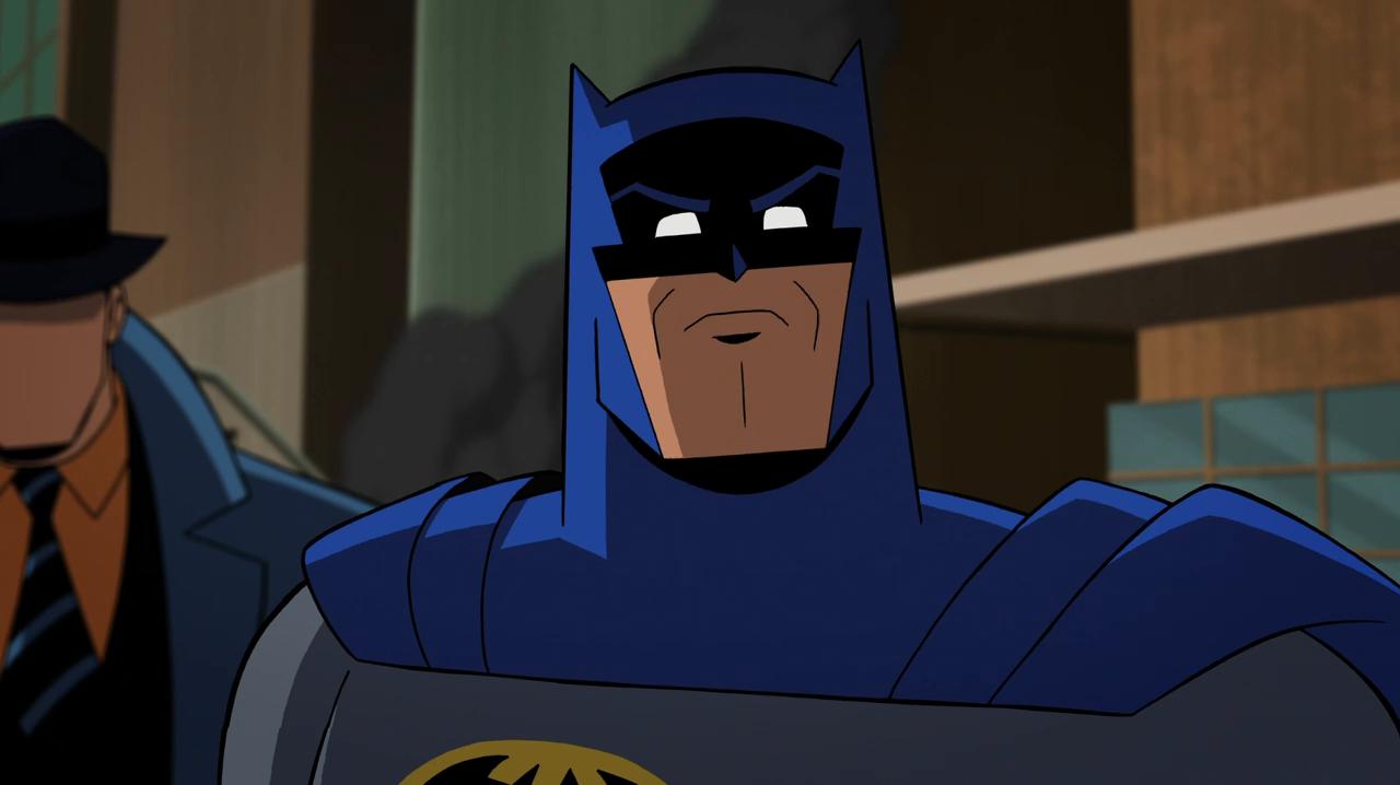 ¡Scooby-doo! y el Intrépido Batman (2018) 720p Latino – Ingles captura 1