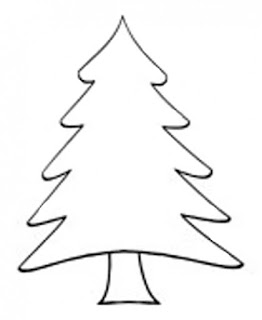 Christmas Clip Art Black And White on elegant christmas tree decorating ideas