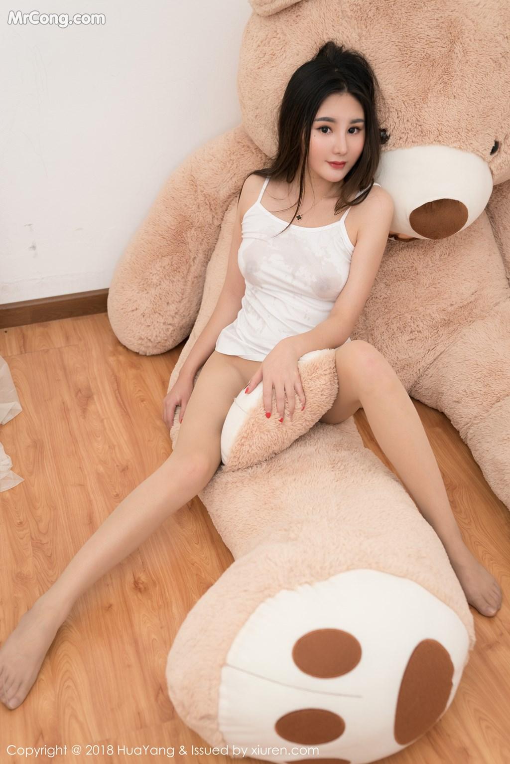 Image HuaYang-2018-03-02-Vol.034-Xiao-Tian-Xin-Candy-MrCong.com-039 in post HuaYang 2018-03-02 Vol.034: Người mẫu Xiao Tian Xin (小甜心Candy) (41 ảnh)