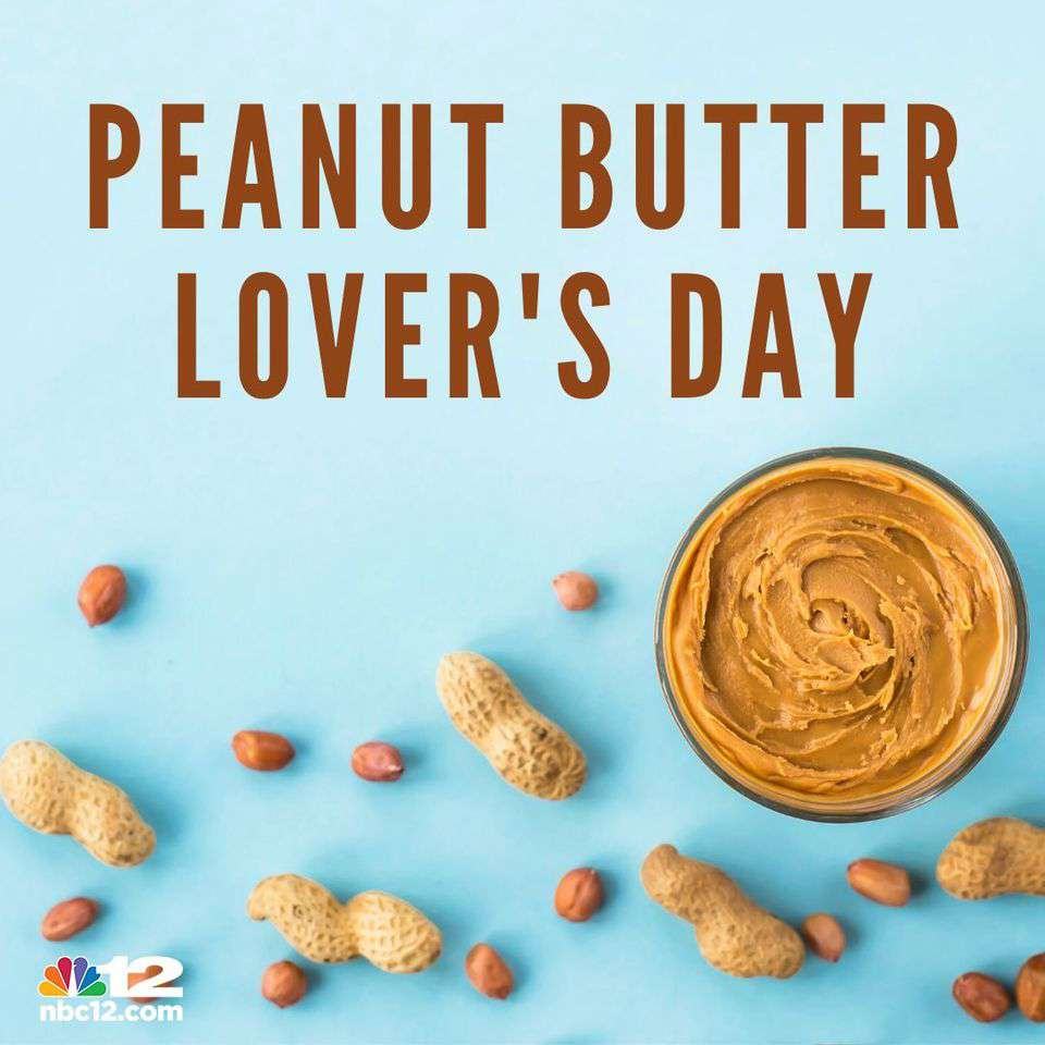 National Peanut Butter Lover's Day Wishes Lovely Pics