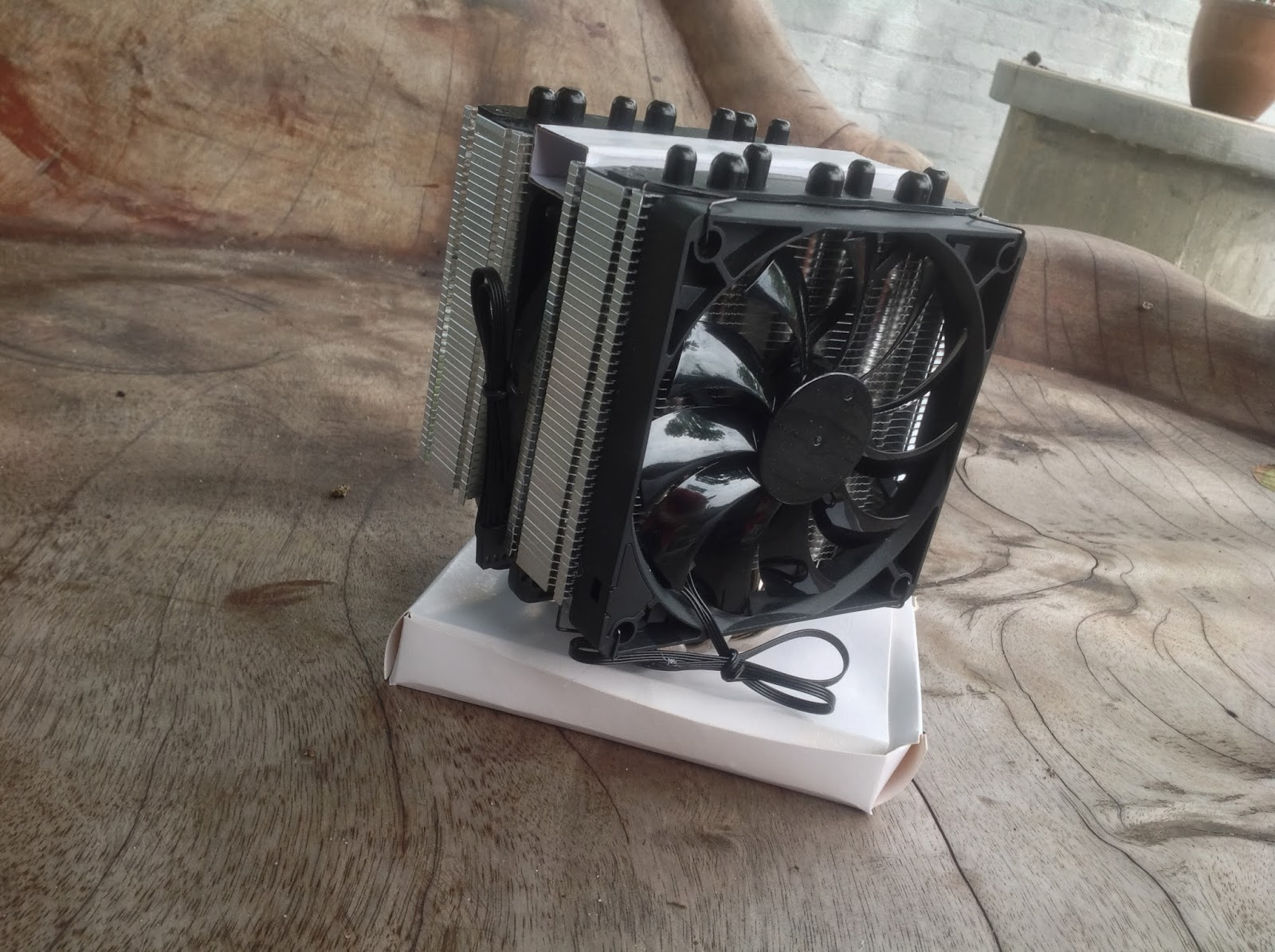 Gelid Solutions The Black Edition CPU Cooler Review 6
