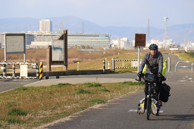 Cycle tour from Kyoto to Hiroshima