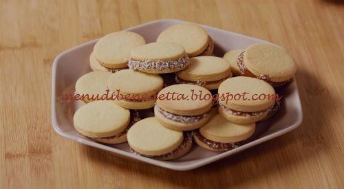 ricetta per biscotti fatti in casa