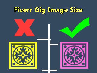 new fiverr gig image size
