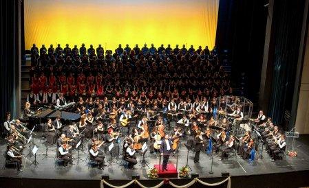 Ακροάσεις της Συμφωνικής Ορχήστρας Νέων Ελλάδος για νέους μουσικούς (Ορχήστρα - Χορωδία - Τραγουδιστές)