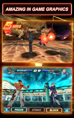 Tekken Card Tournament Mod Apk v3.422 (God Mode) for Android