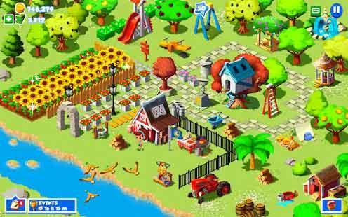 Green Farm 3 Mod Apk Android