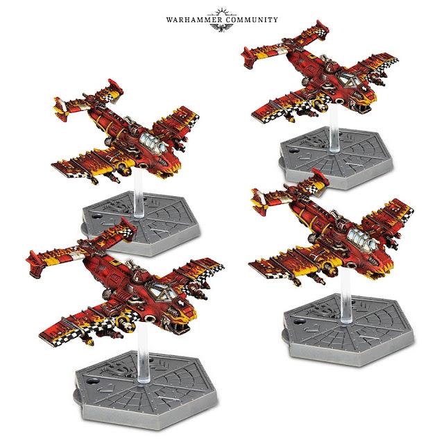 Dakka Bombers Aeronautica Imperialis