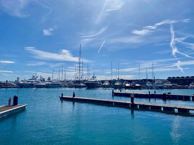 Port of Valencia, Spain