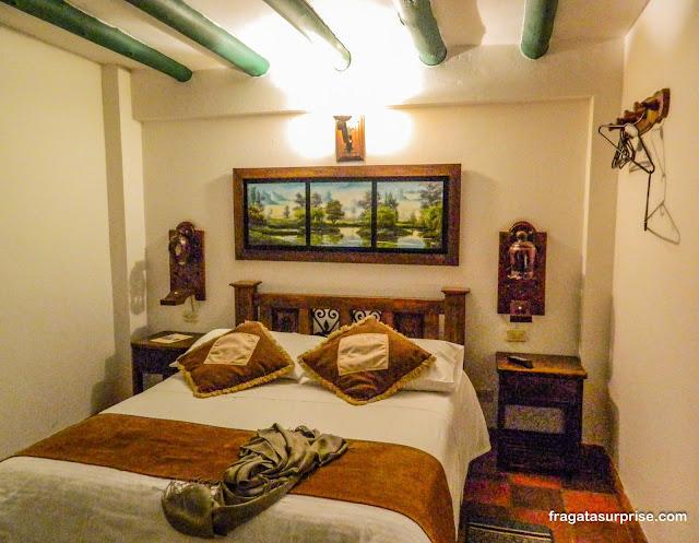 Villa de Leyva, Colômbia, Hotel Antonio Nariño