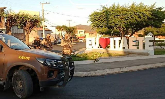 Três são conduzidos à delegacia por envolvimento em crimes de trânsito, em Itaetê