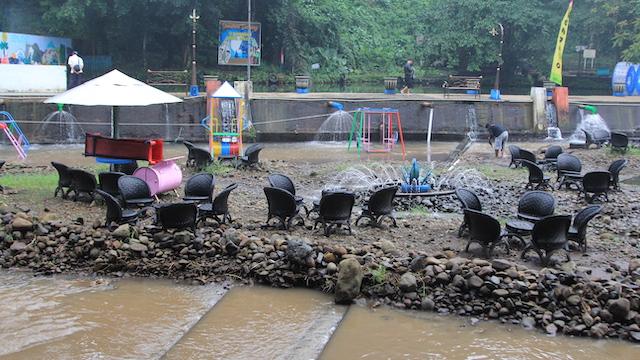 Cerita dari Desa Patemon, Tak Biarkan Air Mengalir Sampai Jauh