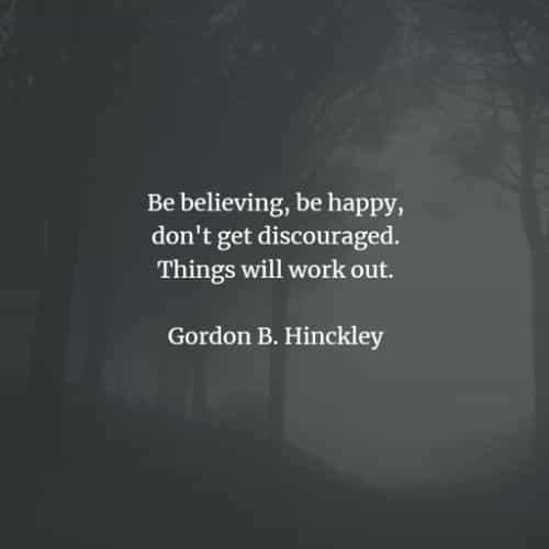 Short inspirational quotes about life and happiness