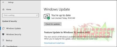 كيفية إيقاف تحديثات الويندوز 10 windows نهائيا ؟