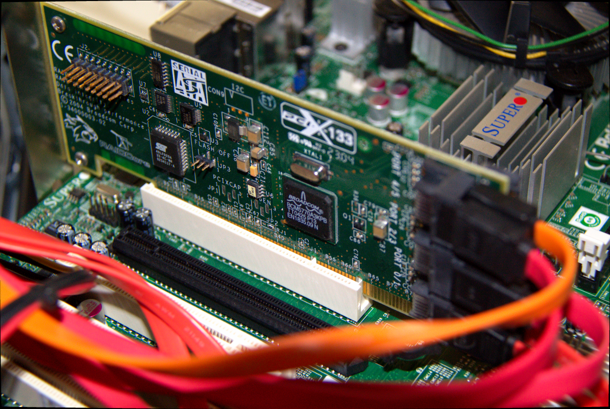 Testing hardware for unRAID compatibility | Greenleaf