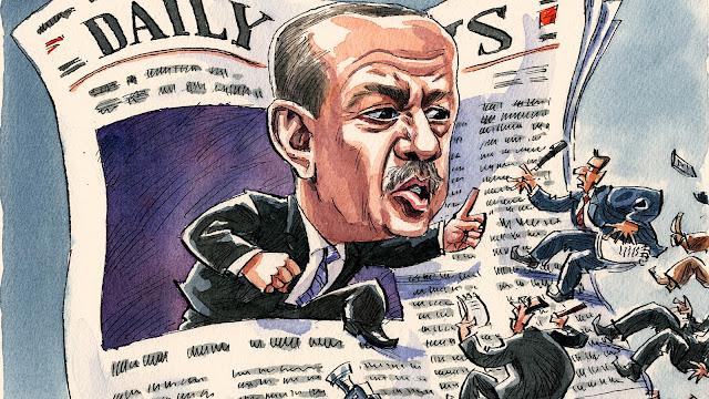 Τουρκία - ΗΠΑ κρίση: Στη φυλακή Αμερικανίδα δημοσιογράφος