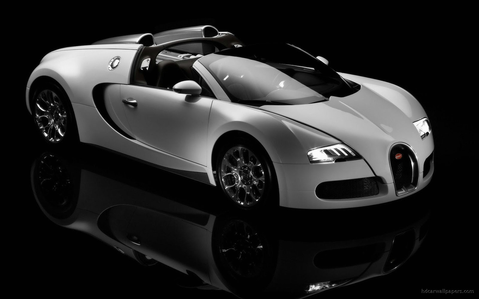 HD Wallpapers: BUGATTI VEYRON HD WALLPAPERS