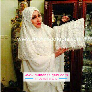 mukena%2Bfaisah-2 Koleksi Mukena Al Ghani Terbaru Original