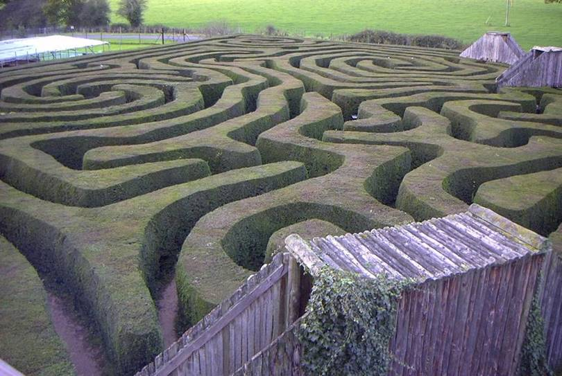 Longleat (Longleat, Wiltshire, England)