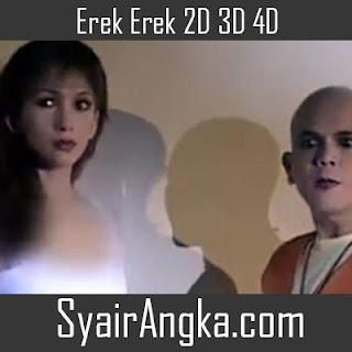 Erek Erek Si Manis Jembatan Ancol 2D 3D 4D