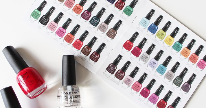 Faby Nail Lacquers Review Swatches Cassandramyee