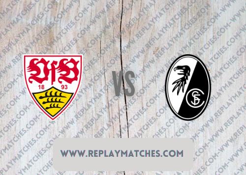 Stuttgart vs Freiburg -Highlights 28 August 2021