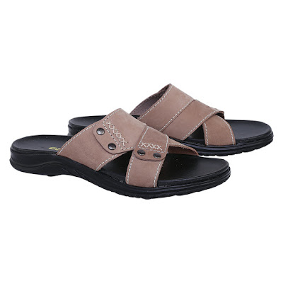 Sandal Kulit Pria Catenzo KN 303