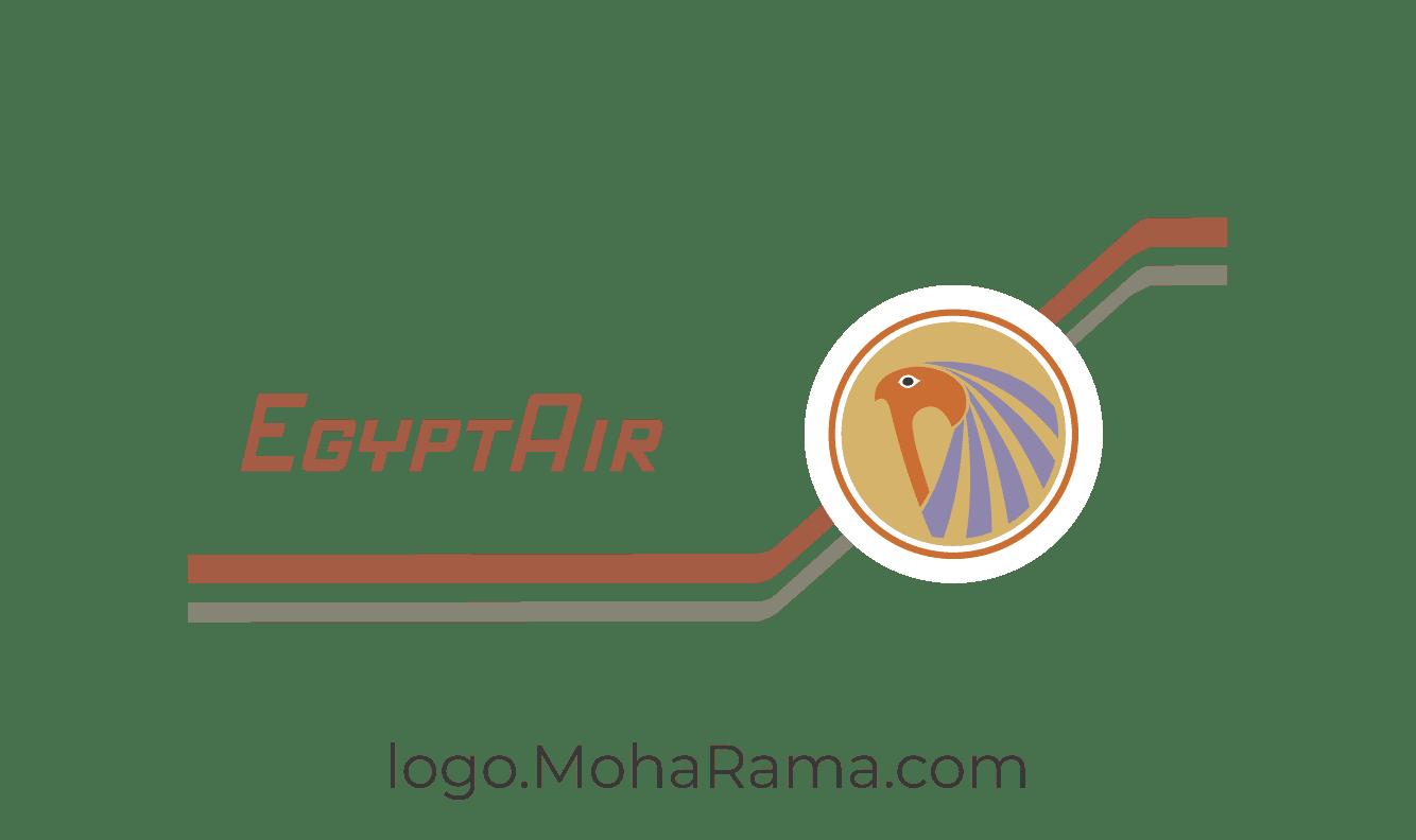 تحميل لوجو مصر للطيران الشكل القديم مفتوح المصدر | Egypt Air Old Logo