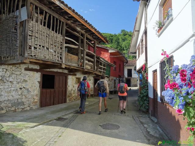 Calles de Bezanes, Caso