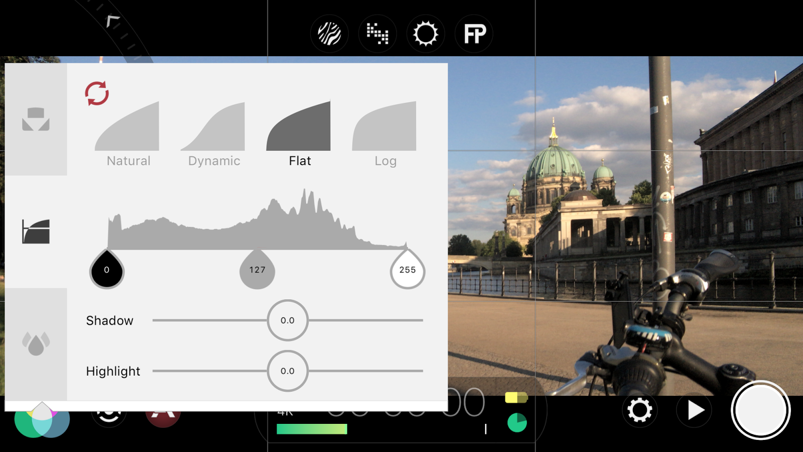 multitrack video recording app