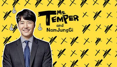 Drama Korea Ms Temper & Nam Jung Gi