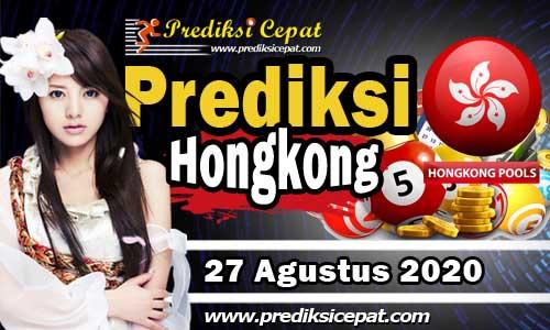 Prediksi Togel HK 27 Agustus 2020
