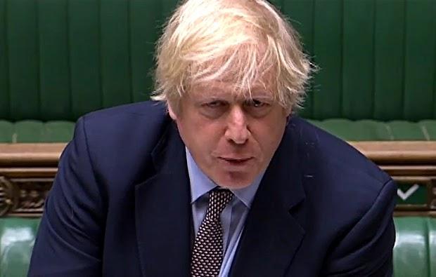 UK Prime Minister, Boris Johnson speaks on George Floyd's death