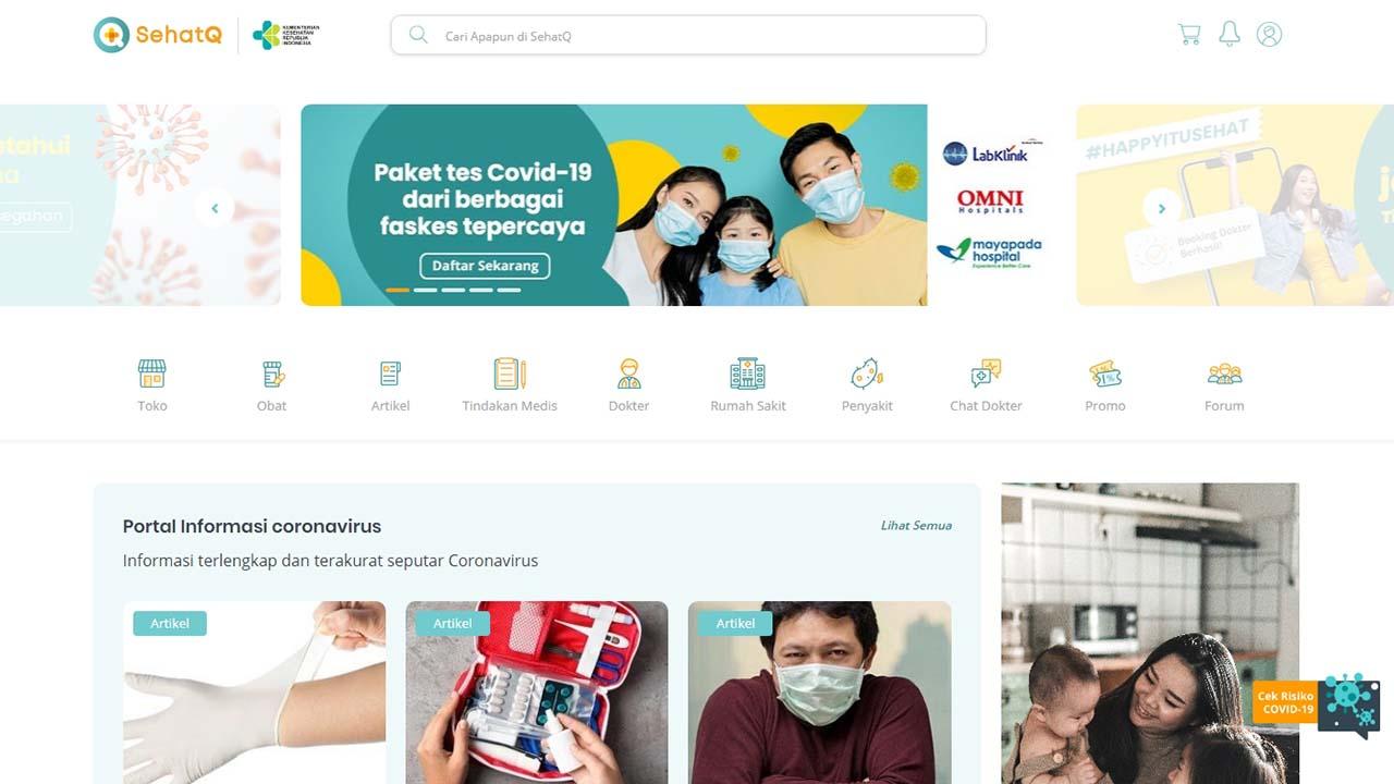 Asisten Kesehatan Terbaik Keluarga Anda Dengan SehatQ.com
