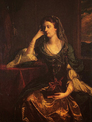 Emily, Duchess of Leinster by Joshua Reynolds, 1753