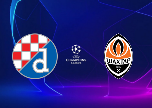 Dinamo Zagreb vs Shakhtar Donetsk -Highlights 6 November 2019