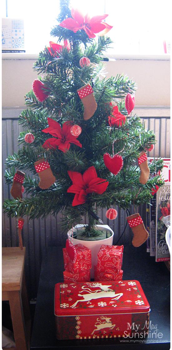 Christmas Tree In Tesco
