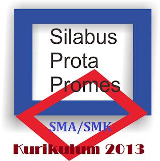 Prota Dan Promes Sejarah Indonesia Sma Smk Kelas X Xi Xii Kurikulum 2013 Perangkat