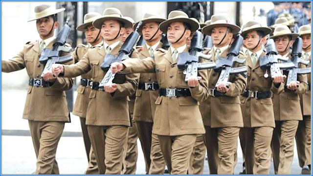 British Gurkha soldiers' demand remains unresolved