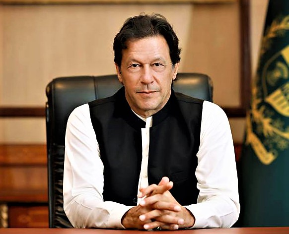 PM Imran Khan Sets Record Straight On Trump's Tirade Against Pakistan