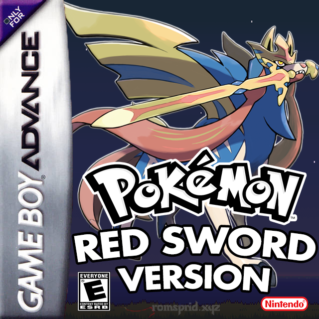 Pokemon Red Sword