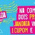 """Promoção"""" Pé na estrada Jandaia"""""""