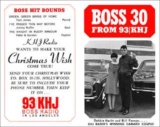 KHJ Boss 30 No. 76 - Camaro Couple winners
